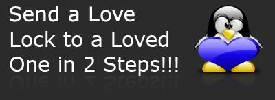 Eternal Love Locks Steps